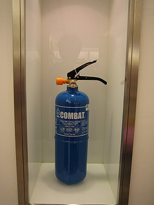 Classes of Fire Extinguishers