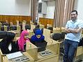 First Workshop-Class of Prof. Adel El Nahas (group 2), with CA Walaa Abd El-Monaem & Ahmed Hamdi 02.jpg