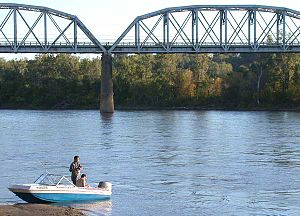 Fishermen on the Missouri River in Council Bluffs, Iowa.jpg