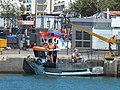 Fishing boats in Quarteira harbour, Quarteira, 03 May 2016 (6).JPG