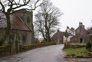 Flash, Staffordshire Human settlement in England