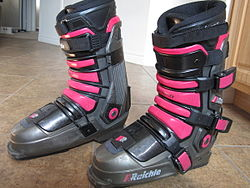 Flexon Comp ski boots, late model.jpeg