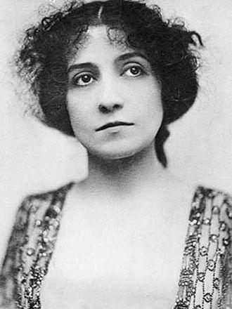 Florence Turner - Florence Turner in 1916