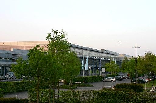 Flughafen Münster Osnabrück 6318