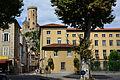 Foix (09) - Cours Gabriel Faure et Chateau.jpg