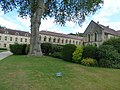 Fontenay Abbey - The Lodgings of the Commendatory Abbots, The Seguin Gallery and The Jail House (35670684792).jpg