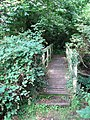 Footbridge over the Beck - geograph.org.uk - 1440663.jpg