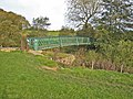 Footbridge over the River Browney - geograph.org.uk - 272961.jpg
