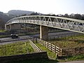 Footbridge over the bypass, Bingley - geograph.org.uk - 387316.jpg