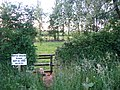 Footpath, Wrestlingworth, Beds - geograph.org.uk - 190353.jpg