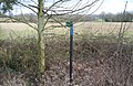 Footpath Signposted off the A21 - geograph.org.uk - 1743963.jpg