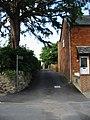 Footpath from the High Street, Wanborough - geograph.org.uk - 870204.jpg