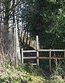 Footpath to Swindon, Staffordshire - geograph.org.uk - 642444.jpg