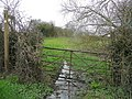 Footpath west from Berry Lane - geograph.org.uk - 1779853.jpg