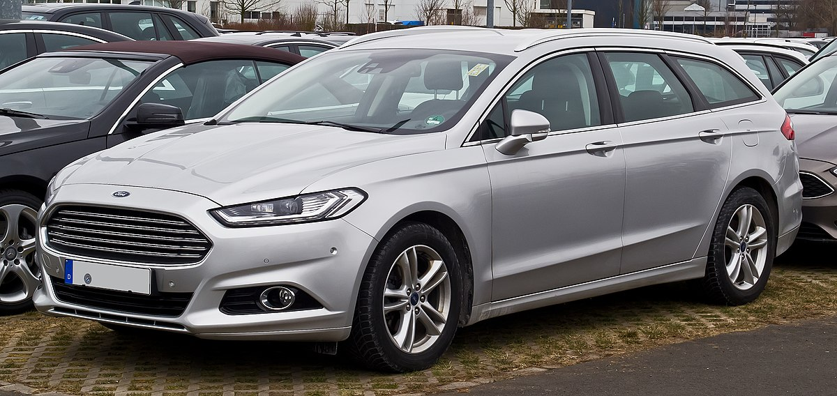Ford Mondeo Википедия