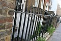 Forecourt Wall and Railings 25 Hackney Grove E8 3NR.jpg