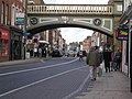 Foregate Street railway bridge - geograph.org.uk - 2804.jpg