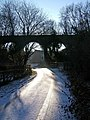 Former railway viaduct over Timber Lane - geograph.org.uk - 1636628.jpg