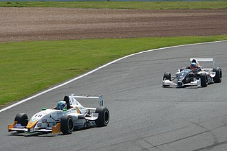 Formula Renault - Formula Renault 2.0 race at Silverstone in 2008