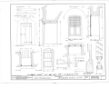 Fort Christiansvaern, Company Street vicinity, Christiansted, St. Croix, VI HABS VI,1-CHRIS,4- (sheet 25 of 26).png
