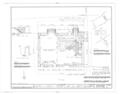 Fort Frederica, John Callwell House (Ruins), Lot No. 3, North Ward, Saint Simons Island, Glynn County, GA HABS GA,64-FRED,5- (sheet 2 of 3).png