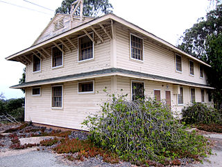 Fort Ord Station Veterinary Hospital United States historic place