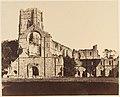 Fountains Abbey. General Western Front MET DP209893.jpg