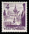 Fr. Zone Württemberg 1948 29 Kloster Bebenhausen.jpg