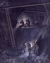 From the King's Mine at Kongsberg