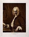 François Pourfour du Petit (Petit). Photogravure by I. Schut Wellcome V0004764.jpg