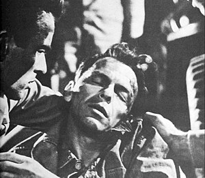 Frank Sinatra filmography - Sinatra as Maggio in From Here to Eternity (1953)