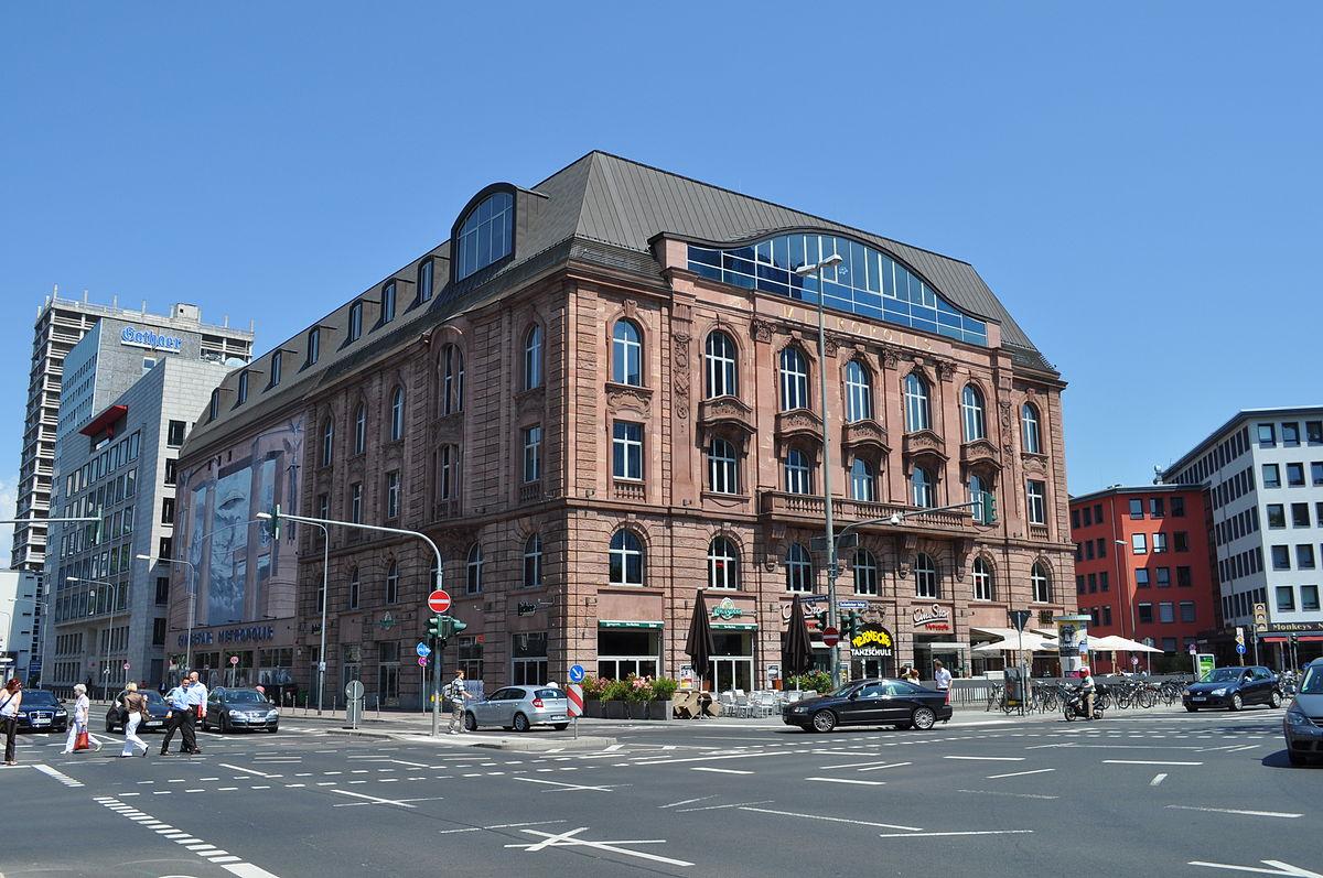 Charmant Gartenmöbel Frankfurt Bilder - Die Designideen für ...