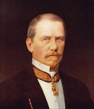 Velkopopovický Kozel - František Ringhoffer