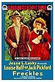 Freckles (1917 film) poster.jpg