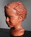 Fred Sexton bust of young girl.jpg