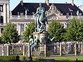 Frederik V statue, Kongens Nytorv, København (22).jpg