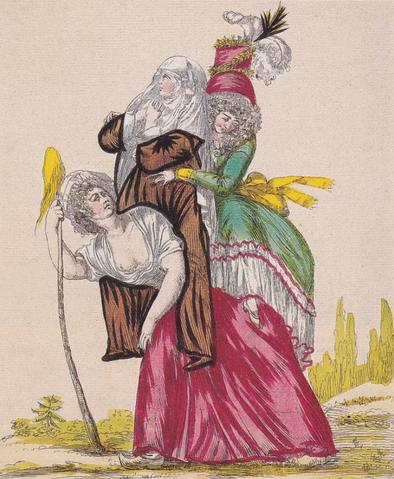 Bönderna var nästan ensamma om att betala skatt och bar präster och adel på sina ryggar, bildligt