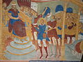 Fresques des galeries de l'église St Jean Baptiste à Iaroslavl.JPG