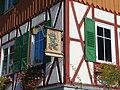 Fridingen an der Donau - Jägerhaus im Donaudurchbruch 02.JPG