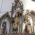 Friesach - Deutschordenskirche - Frankfurter Altar - Gesprenge.jpg