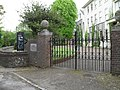 Front gates at Down House - geograph.org.uk - 1858042.jpg