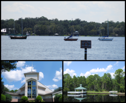 Julington Creek, Fruit Cove Baptist Church, Julington Creek Community Park