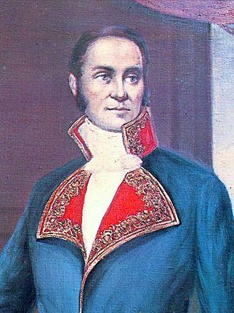 President of Paraguay - Image: Fulgencio Yegros
