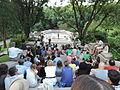 Full house Ernest Sat July 26 jeh.jpg