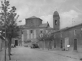 El Carpio, Valladolid human settlement in Valladolid Province, Castile and León, Spain