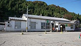 Futatsui Station Railway station in Noshiro, Akita Prefecture, Japan