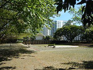 Bantayog ng mga Bayani Center - Image: Fvf Bantayog 0151 09