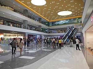 SM City BF Parañaque - Mall Interior