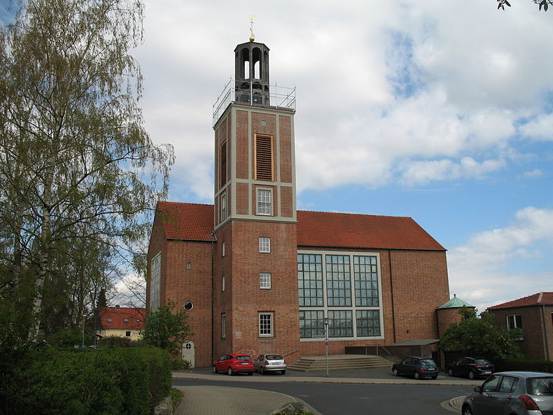 Datei:Göttingen Christuskirche.jpg