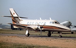 Handley Page Jetstream Turboprop regional and commuter airliner family